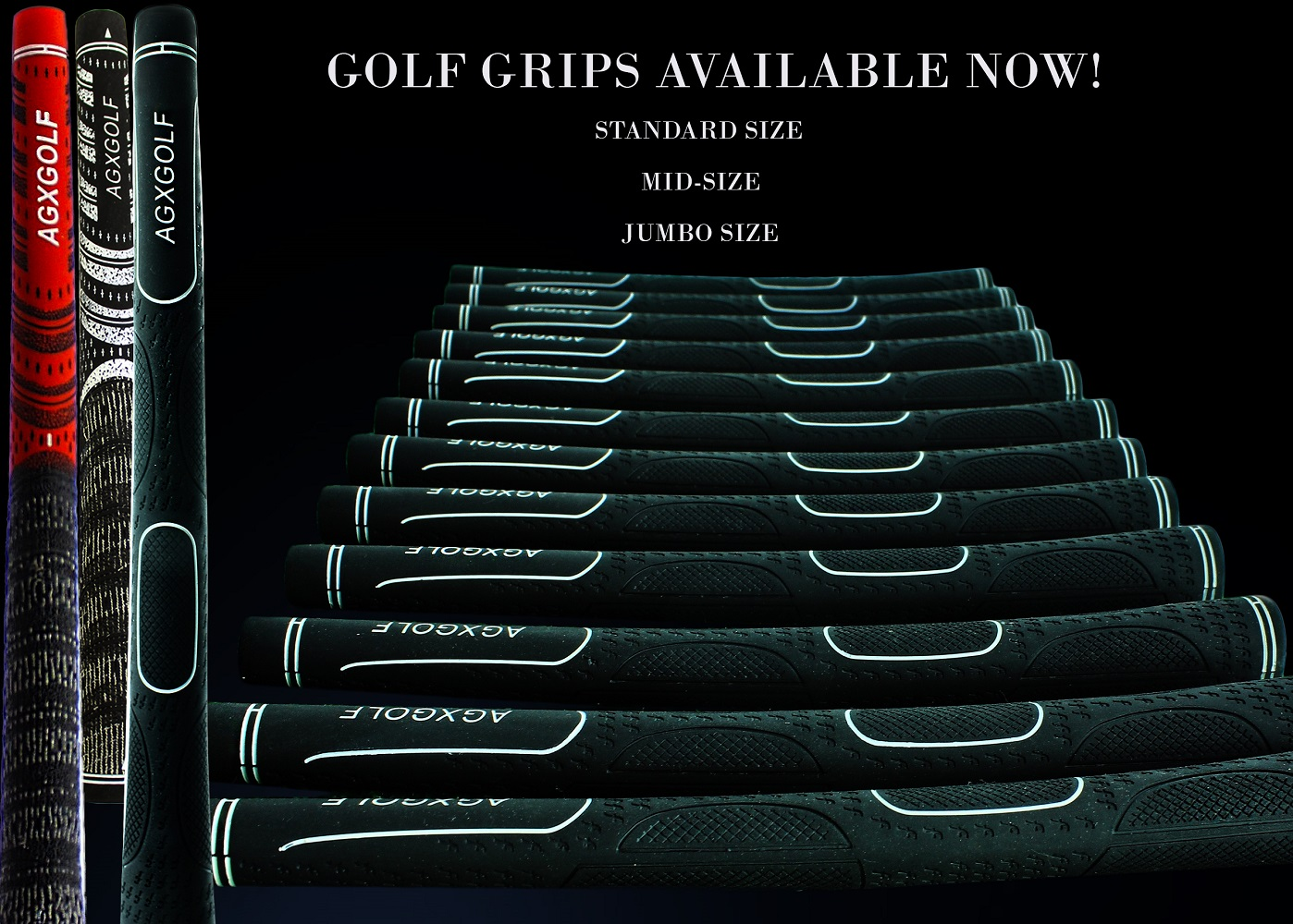 GET A GRIP AND IMPROVE YOUR GAME